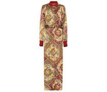 Hemdblusenkleid Febo aus Satin