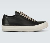Sneakers Low Sneaks aus Leder