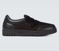 Sneakers Buller Mix aus Leder