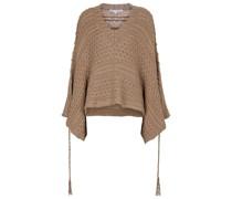 Pullover aus Baumwolle und Hanf