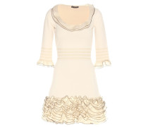 Kleid aus Stretch-Material