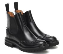 Chelsea Boots Elaine aus Leder