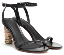 Sandalen Money aus Leder