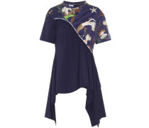 Paula's Ibiza Bedrucktes T-Shirt aus Baumwolle
