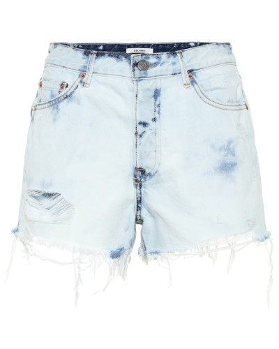 High-Rise Jeansshorts The Cindy