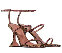Sandalen Gilda aus Kalbshaar