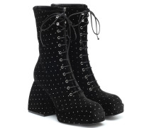Ankle Boots Bulla Lace-Up