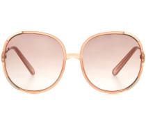 Sonnenbrille Myrte mit eckigem Rahmen