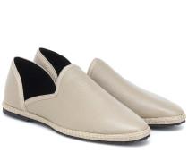 Loafers Friulane aus Leder