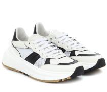 Sneakers Speedster mit Leder