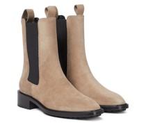 Chelsea Boots Simone aus Veloursleder