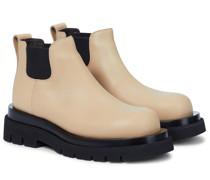 Chelsea Boots Lug aus Leder