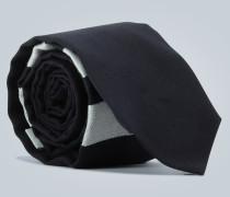 Krawatte 4-Bar aus Wolle