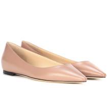 Ballerinas Romy aus Leder