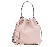 Garavani Bucket-Bag Rockstud Small aus Leder