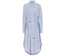 Hemdblusenkleid Kyra aus Baumwolle