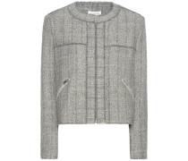 Jacke Laura aus Wolle, Baumwolle und Leinen