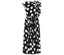 Kleid aus Baumwolle mit Polka-Dots