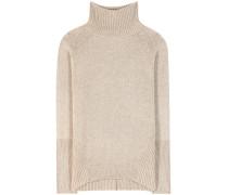 Strickpullover aus Wolle und Cashmere