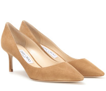 Pumps Romy 60 aus Veloursleder
