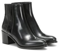Ankle Boots Carin aus Leder