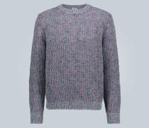 Melierter Pullover Kurik