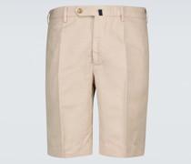 Shorts Chinolino mit Baumwollanteil