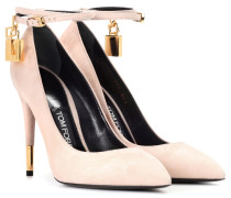 Pumps Sue aus Veloursleder