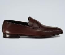 Loafers L'Asola aus Leder