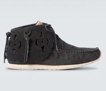 Schuhe FBT Bearfoot Perf-Folk