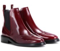 Chelsea Boots Bactonul aus Leder
