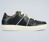 Sneakers Tiziano aus Leder