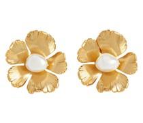 Clip-Ohrringe mit Zierperlen