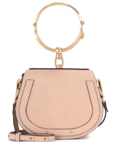 Auslass Wirklich Schnelle Lieferung Chloé Damen Tasche Small Nile aus Leder zq9uH3
