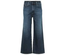 High-Rise Wide Jeans The Etta