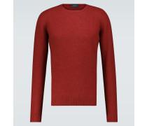 Pullover Giro aus Schurwolle
