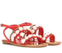 Sandalen Sinclair aus Leder