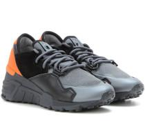 Sneakers Wedge Sock Run
