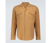 Hemd Araki aus Baumwolle
