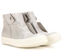 Sneakers Island Dunk aus Leder