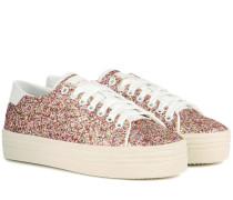 Sneakers Court Classic SL/39 mit Glitter