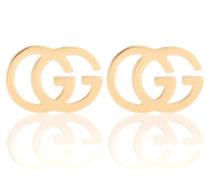 Ohrringe GG aus 18kt Gelbgold