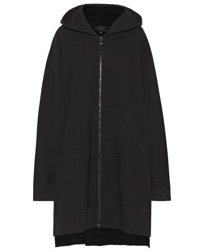 Oversize-Mantel aus Baumwolle
