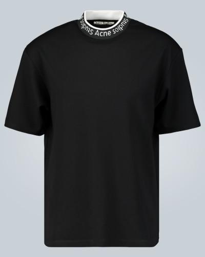 T-Shirt Extorr mit Logo-Detail