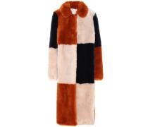 Mantel Adalyn aus Faux Fur