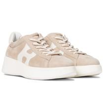 Sneakers H562 aus Veloursleder