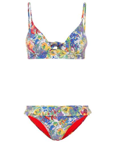 Bedruckter Bikini