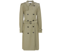 Trenchcoat Clubmoss aus Twill