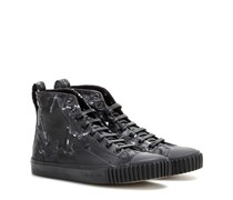 High-Top-Sneakers Young mit Print