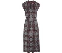 Kleid aus einem Wollgemisch